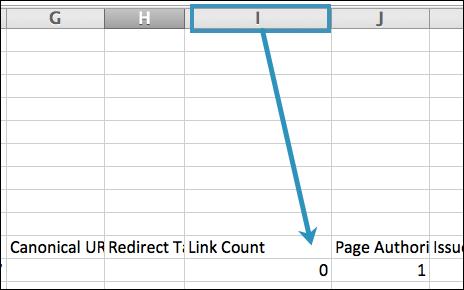link count
