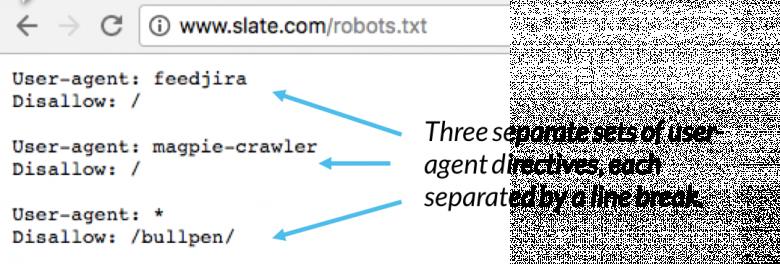 Robots.txt file   Moz